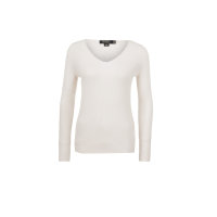 Sweter Concorde MAX&Co. kremowy