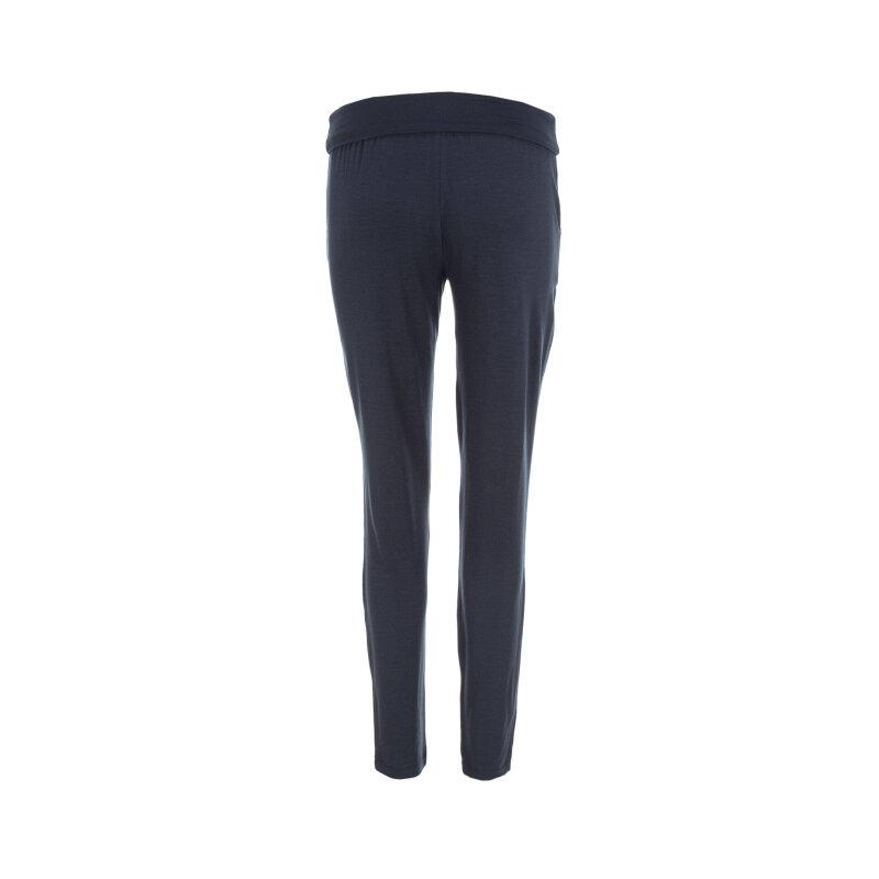 Fitness pants Tommy Hilfiger navy blue