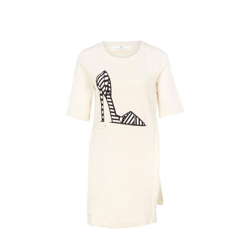 Dress Elisabetta Franchi cream