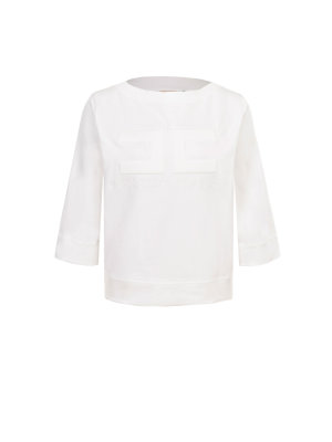 Elisabetta Franchi Moves Sweatshirt