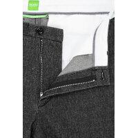 Spodnie Chino C-Rice1-3-W Boss Green grafitowy