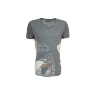 T-shirt Guess Jeans gray