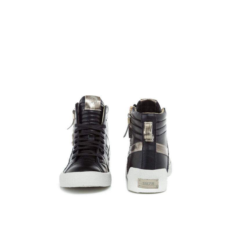 D-String Plus sneakers Diesel black