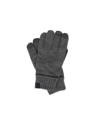 Boss Orange Wełniane rękawiczki do smartfona Graas 3