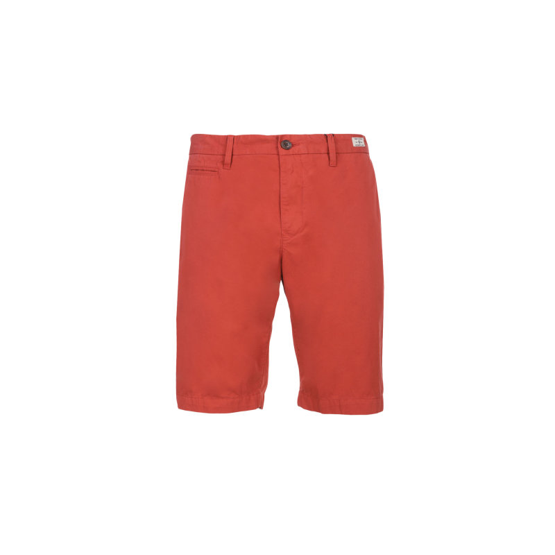 Brooklyn shorts Tommy Hilfiger burgundy