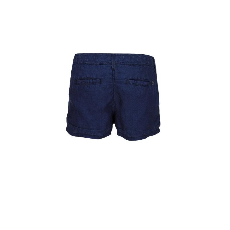 Miata Shorts Pepe Jeans London navy blue