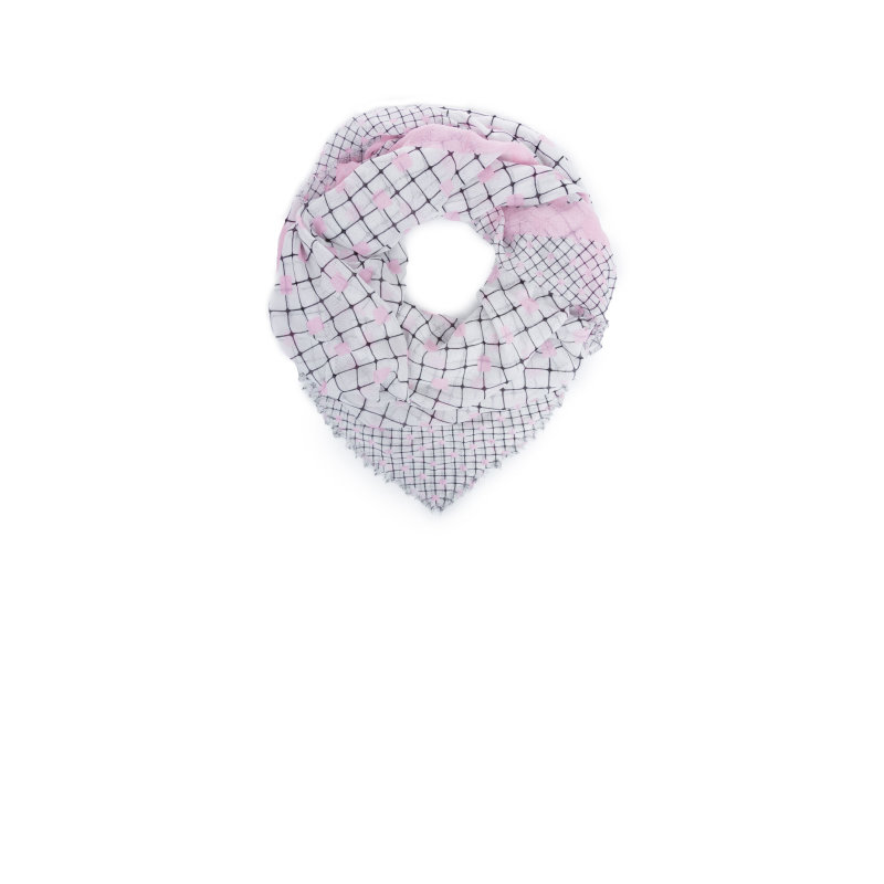 Women-Z 515 scarf Hugo white