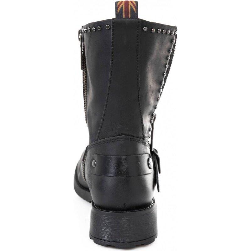 Buty Sequins Pepe Jeans London czarny