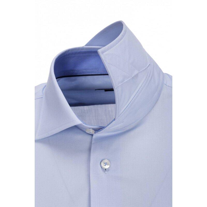 Koszula Jak Tommy Hilfiger Tailored błękitny