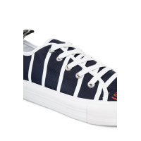 Sneakers Love Moschino navy blue