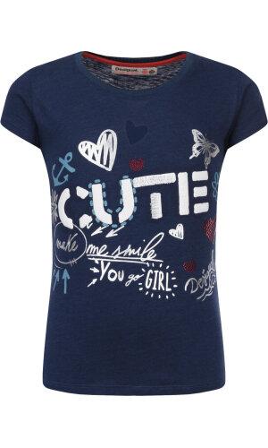 Desigual T-shirt T-SHIRT | Regular Fit