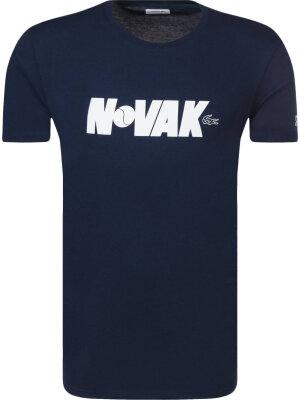 Lacoste T-shirt NOVAK DJOKOVIC | Regular Fit