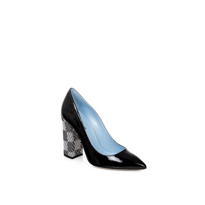Pumps Pollini black