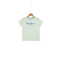 T-shirt Art Pepe Jeans London zielony
