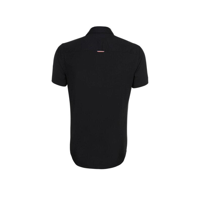 Koszula Basic Stretch Hilfiger Denim czarny