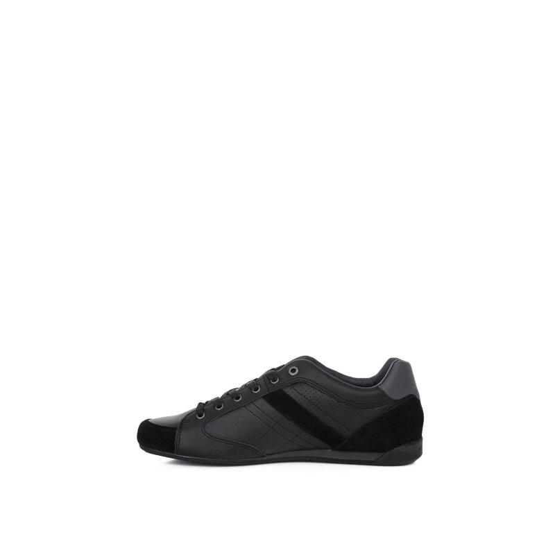 Sneakersy AM 1C Tommy Hilfiger czarny