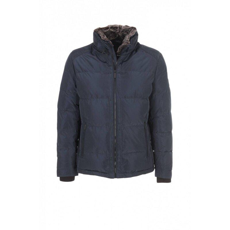 Jacket Strellson Premium navy blue