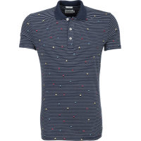 Eden polo Pepe Jeans London navy blue