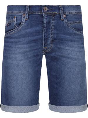 Pepe Jeans London Szorty TRACK | Regular Fit | denim