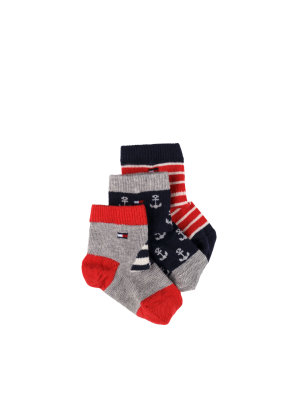 Tommy Hilfiger 3-pack Socks