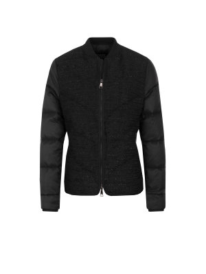 Karl Lagerfeld Jacket Boucle Quilted