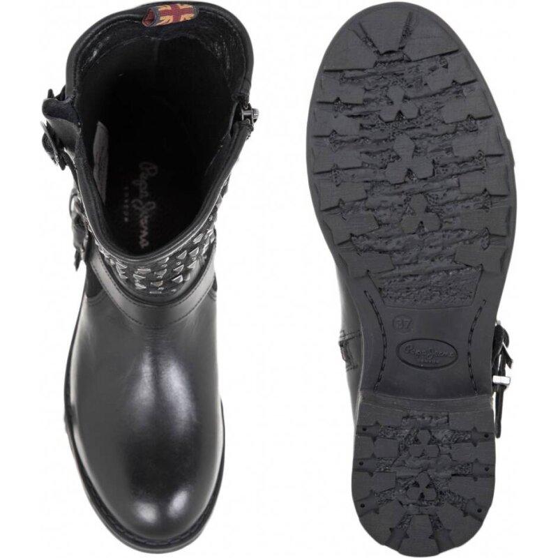 Buty Pimlico New Studs Pepe Jeans London czarny
