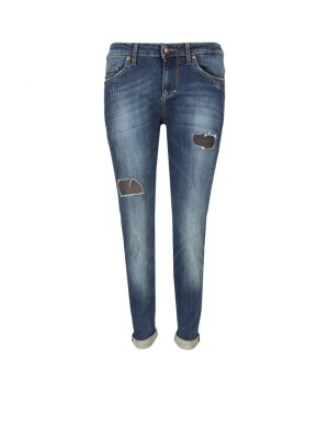 Liu Jo Jeans Boyfriendy Bottom Up