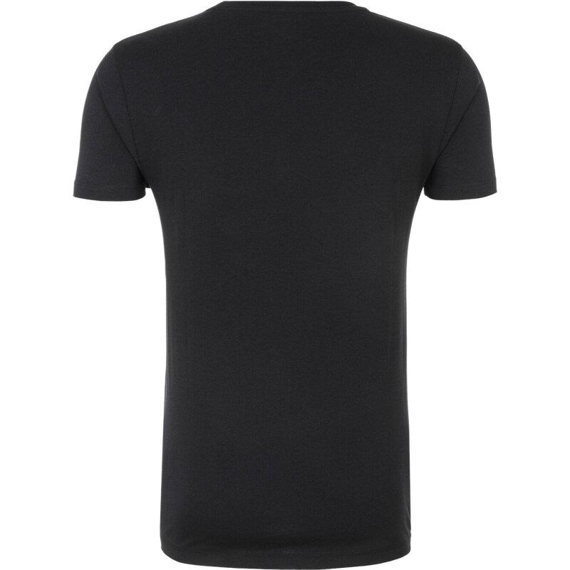 T-shirt Motorcycle Colmar czarny