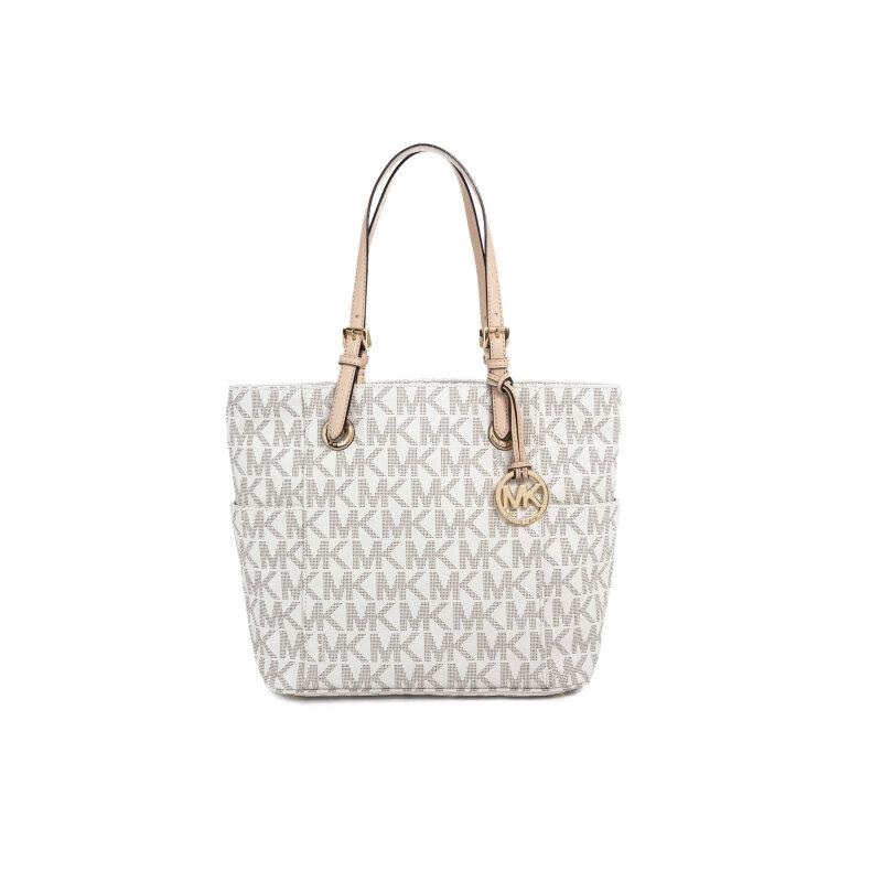 Jet Set Item Shopper bag Michael Kors cream
