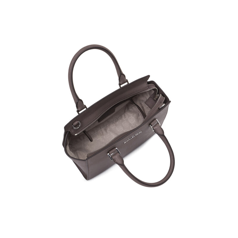 Selma Satchel Michael Kors gray
