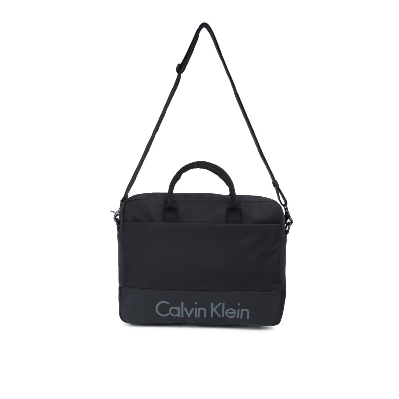 Torba na laptopa 14'' Europe Play Calvin Klein czarny