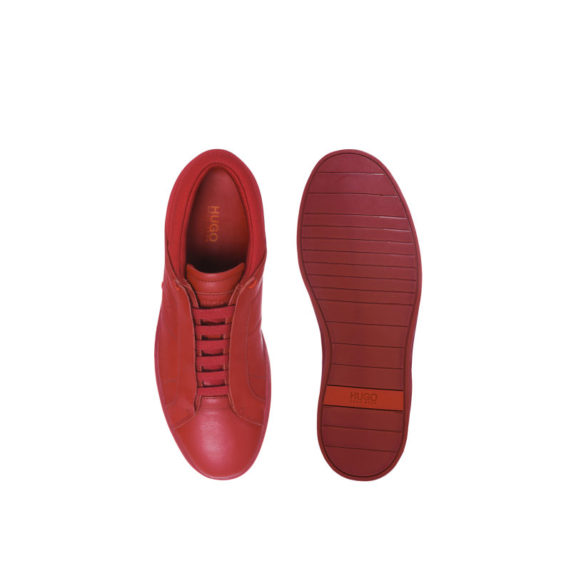 Postlow Sneakers Hugo red