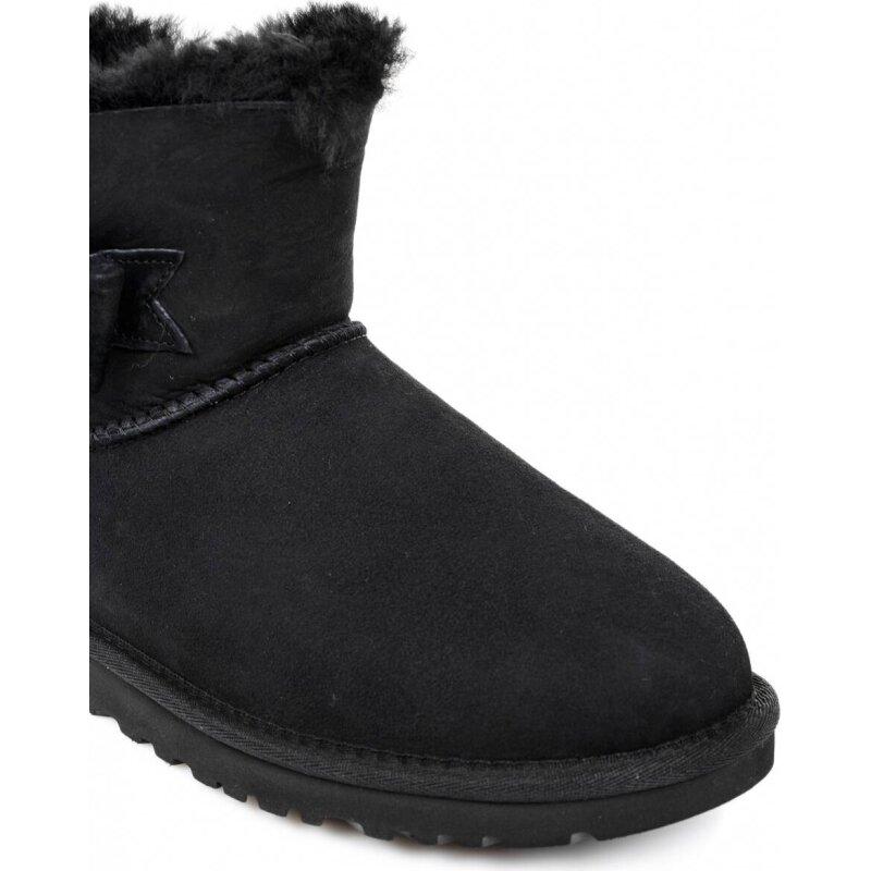 Śniegowce W Jackee UGG czarny