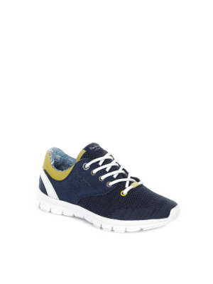 Pepe Jeans London Sneakersy Mesh