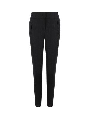 Armani Jeans Wełniane spodnie