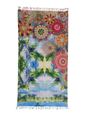 Desigual Ręcznik Kikoy Kotao