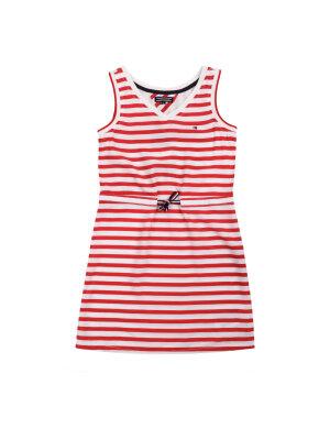Tommy Hilfiger Sukienka Ame Stripe