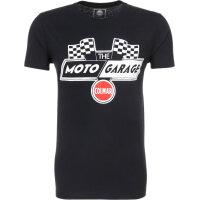 T-shirt Motorcycle Colmar czerwony