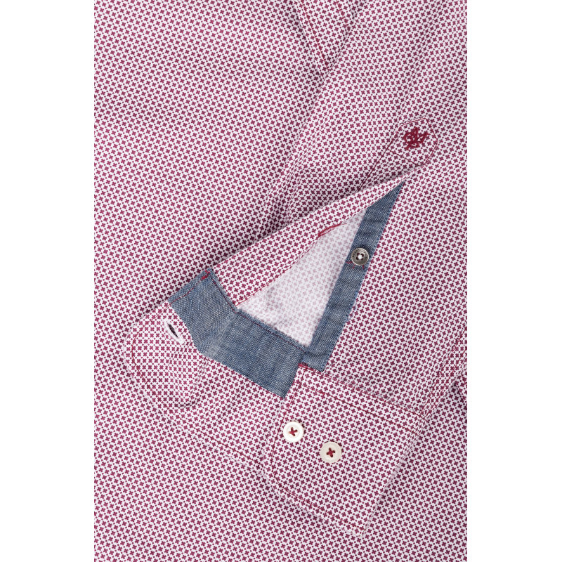 Shirt Marc O' Polo burgundy