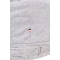 T-shirt THDM Basic Hilfiger Denim popielaty