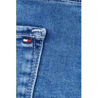 Spódnica Rome Tommy Hilfiger błękitny