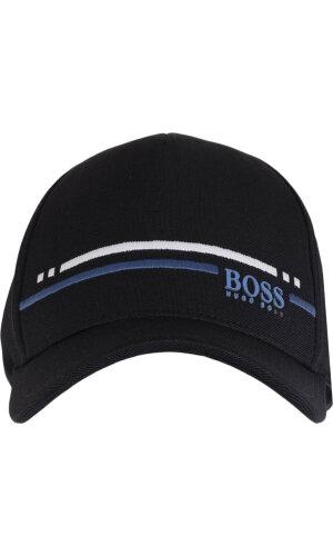 Boss Green Bejsbolówka Cap-Stripe