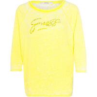 Bluza Stones Guess Jeans żółty