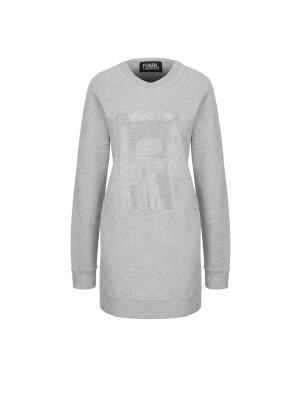 Karl Lagerfeld Sweatshirt Rhinestones