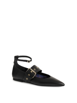 Tommy Hilfiger Ballet shoes Gigi Hadid Pointy