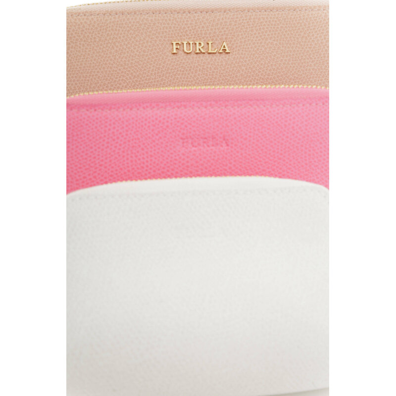 Isabelle Cosmetic bags Furla powder pink