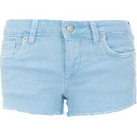 Szorty Elsie Pepe Jeans London błękitny