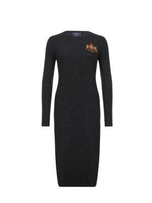 Polo Ralph Lauren Wełniana sukienka