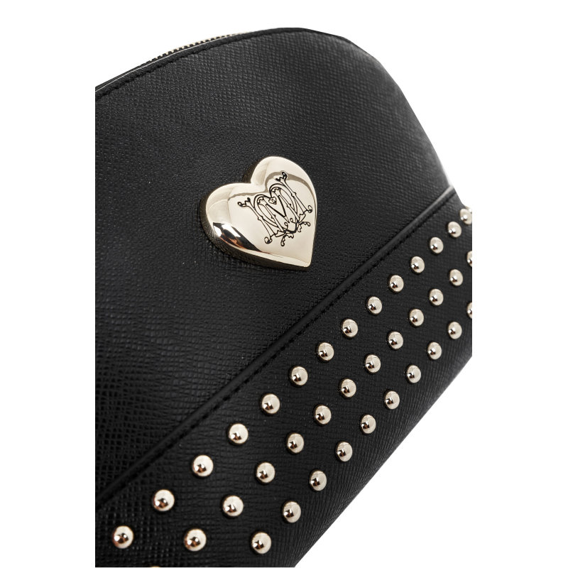 Hart&Studs cosmetic bag Love Moschino black