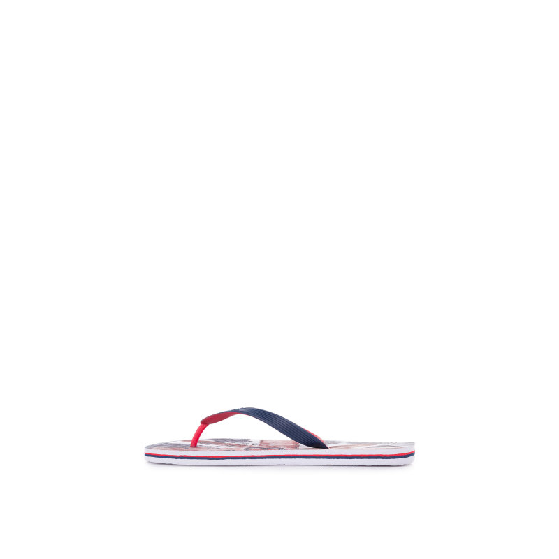 Hawi Union Jack Flip-flops Pepe Jeans London navy blue